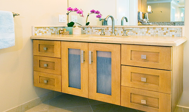 Maple Vanity. Dickinson Cabinetry  Bathroom Vanities  Sinks   Cabinetry