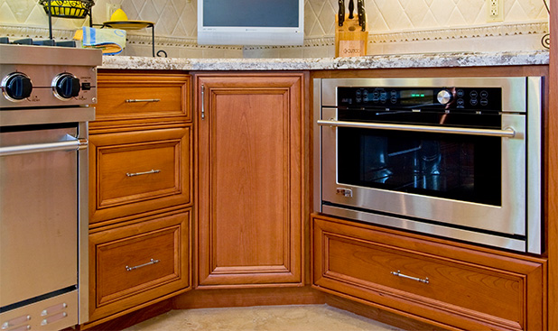 Kitchen Cabinets with Bamboo Kitchen Cabinet Refacing also Brick Mason