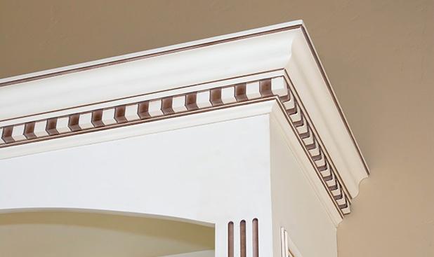 Elegant Mitered Raised Panel Cherry Cabinet Doors